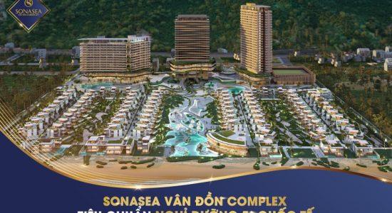 Dự án Sonasea Vân Đồn Complex